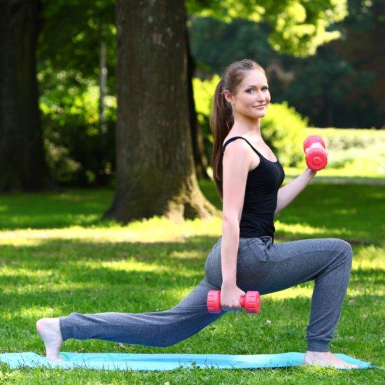Dumbbell Exercises For Your Butt