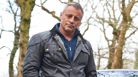 Matt LeBlanc's 'Top Gear' Debut Features One Dusty Ride Through Morocco