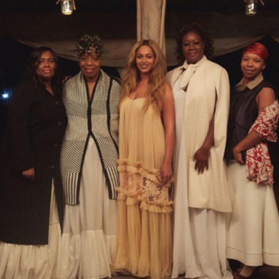 Mothers in Beyonce's Lemonade
