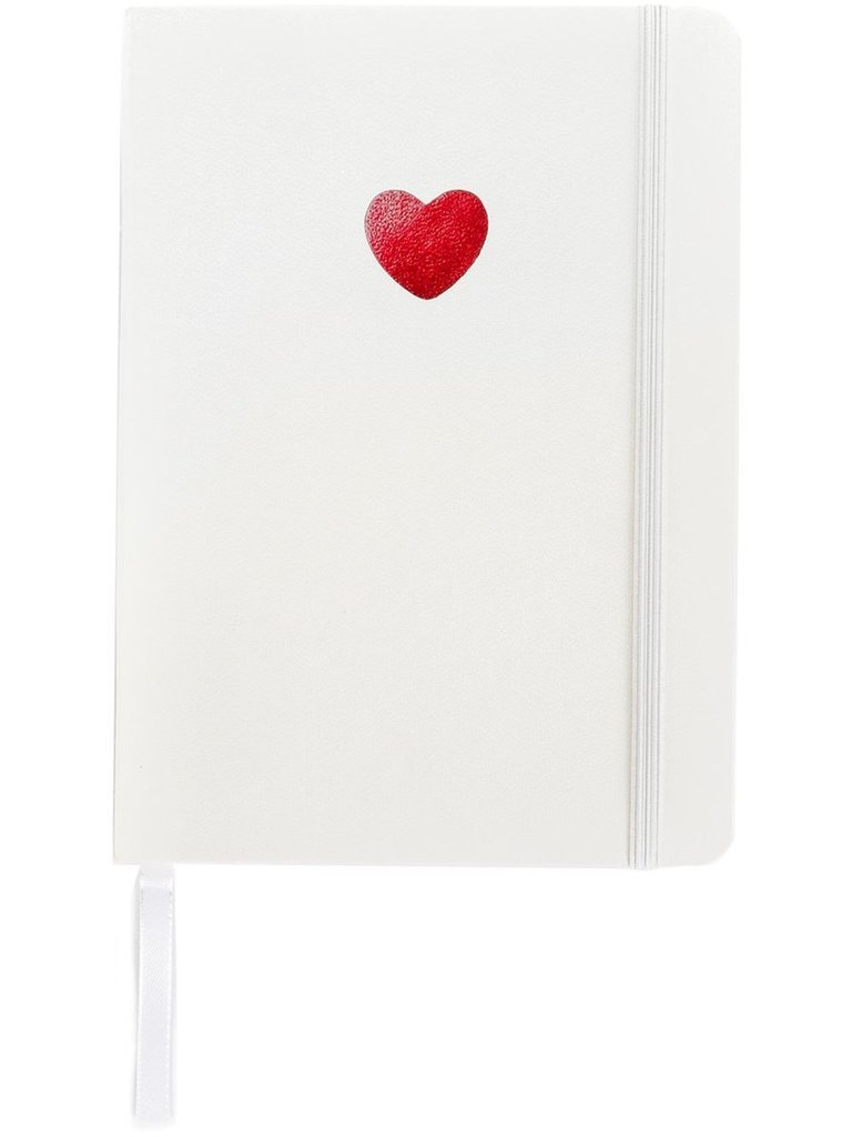 This little notebook will help Mom stay organized — and she'll think of you every time she's jotting down her to-dos. Marc by Marc Jacobs Heart Notebook ($25)