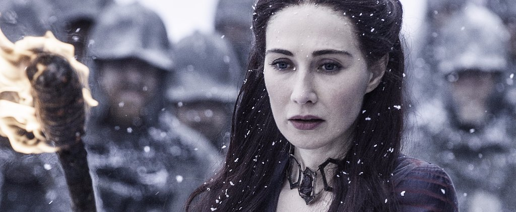 The Game of Thrones Premiere Is Not the First Time We Saw Melisandre Without Her Necklace