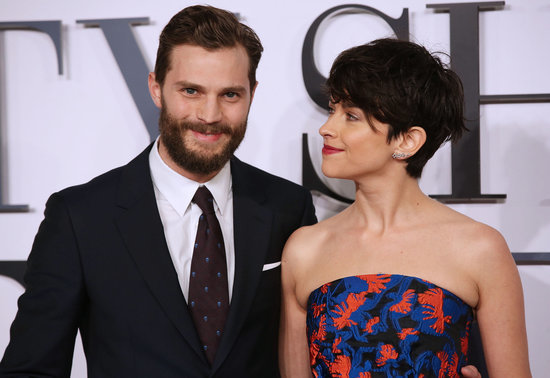 Jamie Dornan and Amelia Warner Caught Out on a Hot Date