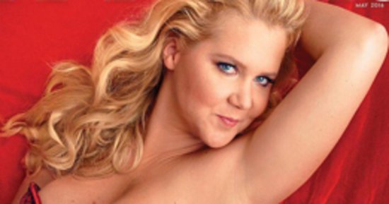 Amy Schumer Unleashes Her Inner Pinup Girl for 'Vanity Fair'