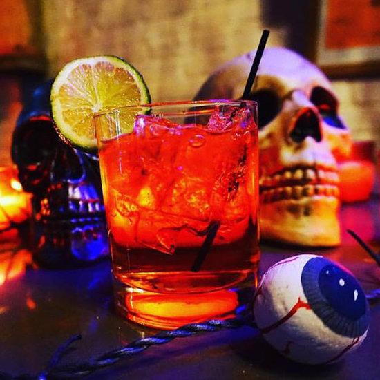 Tim Burton-Themed Bar