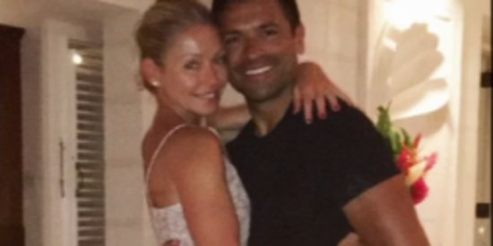 Kelly Ripa Says Wedding Dress Was The 'Best $199 I Ever Spent'