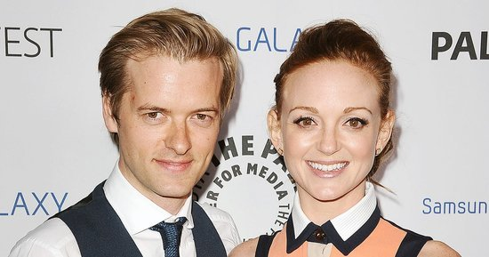 'Glee' Star Jayma Mays Is Pregnant, Expecting First Child With Husband Adam Campbell