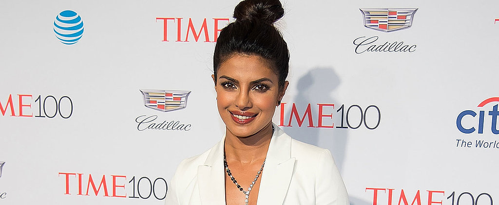 Priyanka Chopra Wore the Hottest Look at the Time 100 Gala — and It Wasn't a Dress