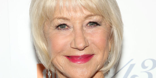 Helen Mirren Proves Spring Florals *Can* Be Groundbreaking