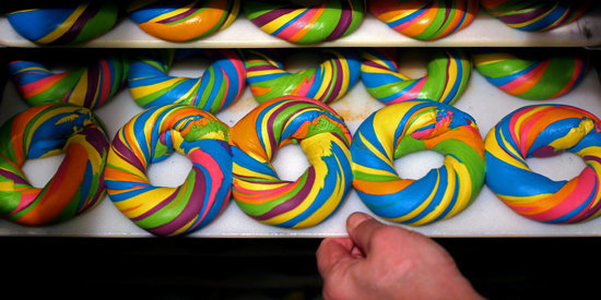There's A Scientific Reason Your Brain Thinks Rainbow-Colored Food Is So Tasty