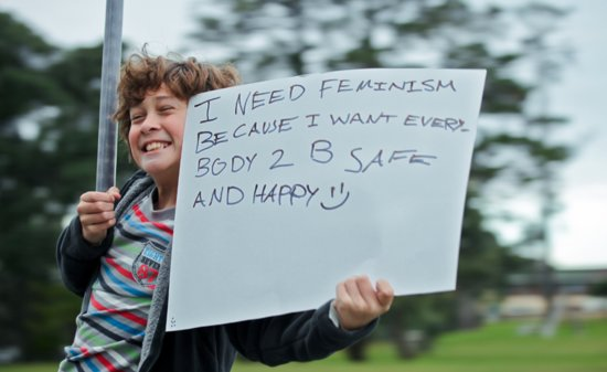 5 Ways to Explain Feminism to a Non-Feminist