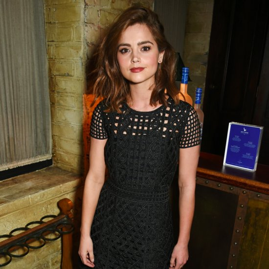 Jenna Louise Coleman From Doctor Who | Fashion Pictures