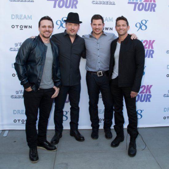 98 Degrees, O-Town, Dream, and Ryan Cabrera Hit the Red Carpet Like It's the Early 2000s