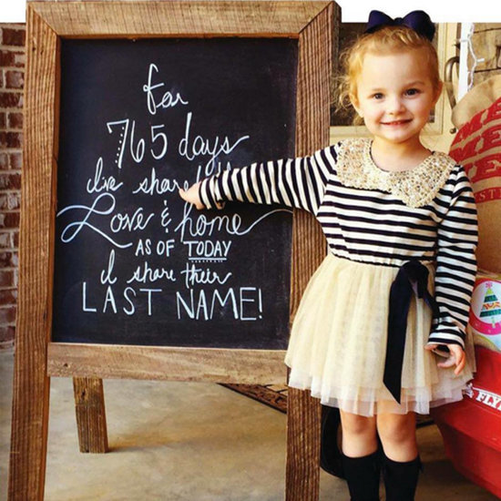 Photos of Kids Adopted From Foster Care