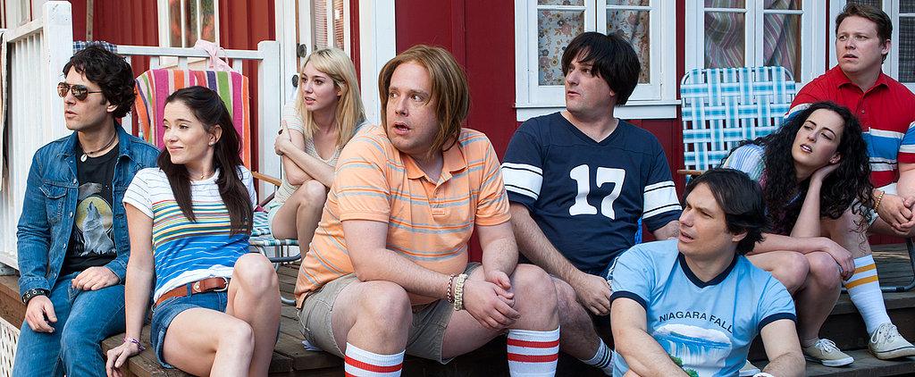 Netflix Is Bringing Us a Brand New Season of Wet Hot American Summer