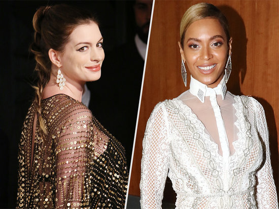 Anne Hathaway Praises 'Empress' Beyoncé for Lemonade: 'Respect Beyond Respect'