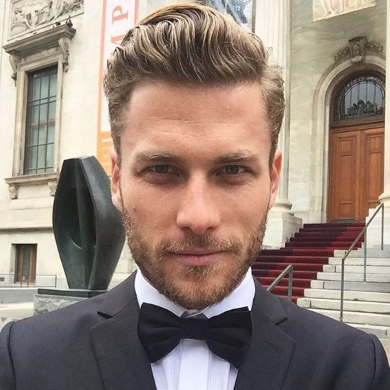 Hot Guy in Tuxedo