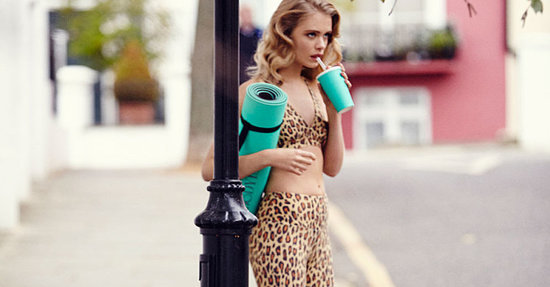 Charlotte Olympia, Queen of Cat Chic, Will Release An Activewear Line