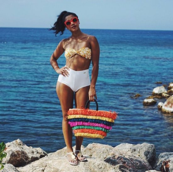 Blogger Swimwear Style