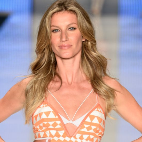Gisele Bündchen Reveals Why She Was Told She'd Never Land a Magazine Cover