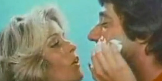 Famous Stars In Old Beauty Commercials Are The Best Thing You'll Watch Today
