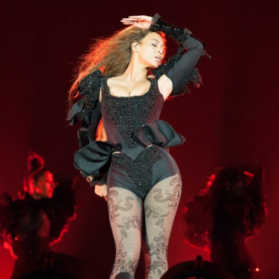 Beyonce Dedicates Halo to Jay Z at Formation Tour 2016