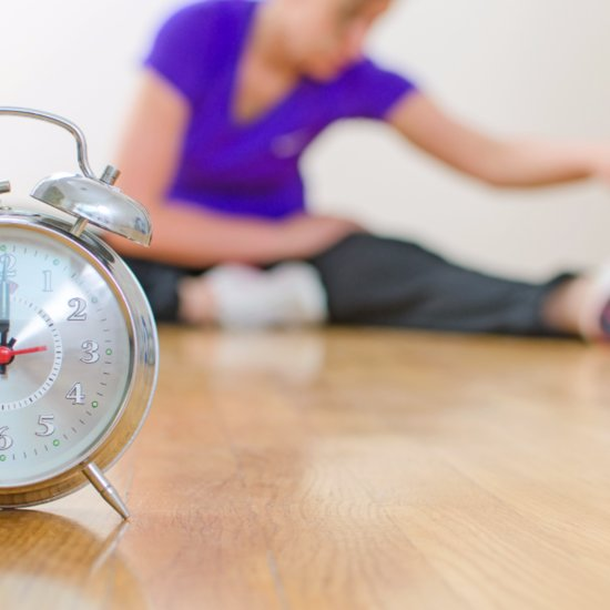 Should You Exercise in the Morning or at Night?