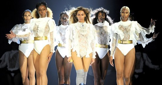 The Five Fiercest Moments from Beyonce's Formation Tour