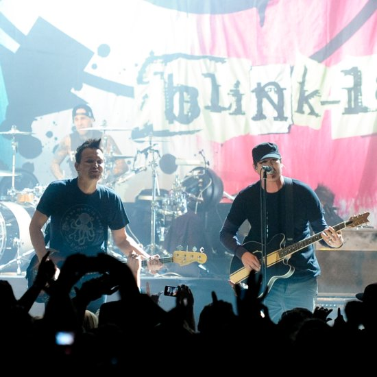 Blink-182 Is Back With a New Jam