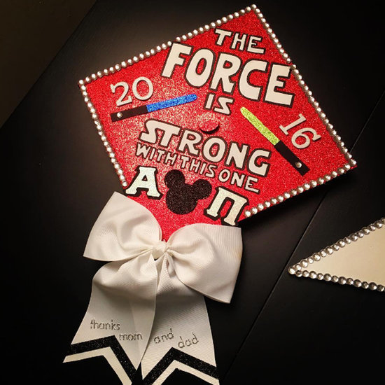 Star Wars Grad Caps