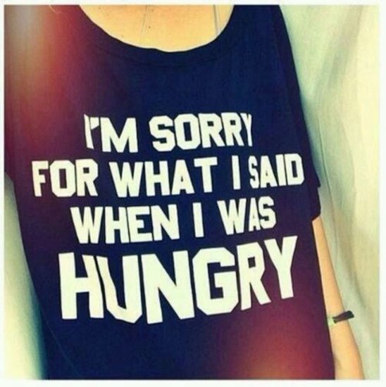 46 Things Only Constantly Hungry People Will Understand