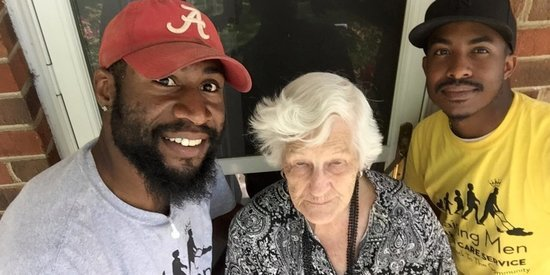 College Student Launches Free Lawn Care Service To Help The Elderly, Single Moms And Others In Need