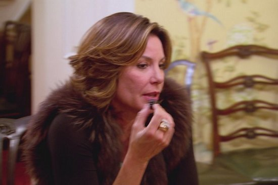 'RHONYC' Star LuAnn de Lesseps Talks Wedding and Losing the Countess Title