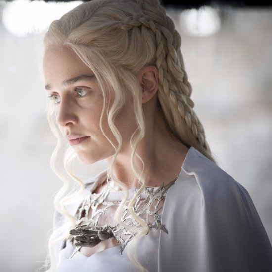 Khaleesi Game of Thrones Hair Ideas