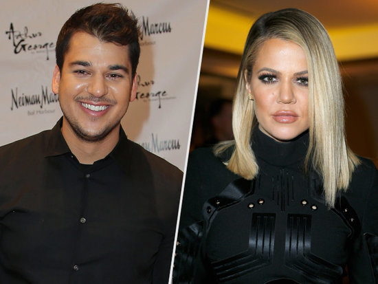 Reunited and It Feels So Good! Khloé and Rob Kardashian Hold Hands in New Photo