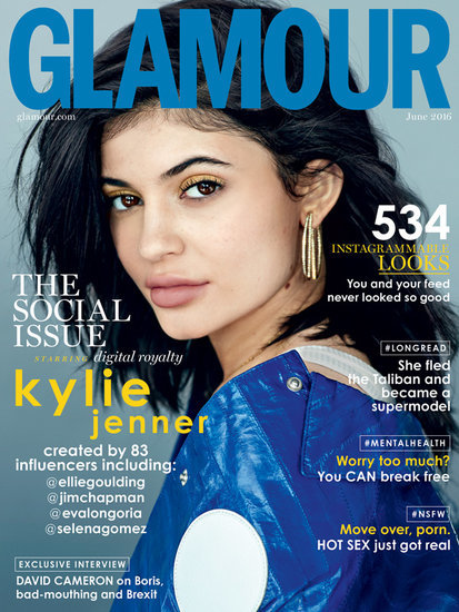 Kylie Jenner Considers Herself a Feminist: 'I Don't Depend on a Man or Anybody Else'