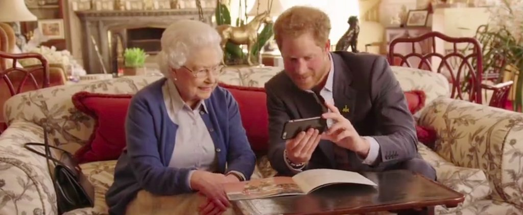 President Obama and Michelle Obama Send a PSA to Prince Harry—He and the Queen Respond!
