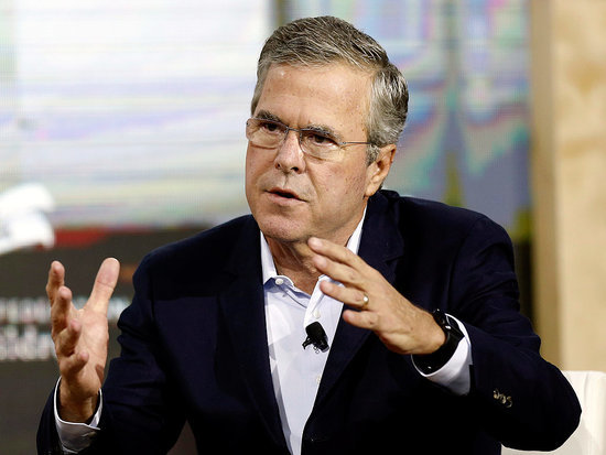 Jeb! Is Back: Bush Calls for Brokered Convention, Warns Trump Will Lose White House and Congress 'in a Landslide'