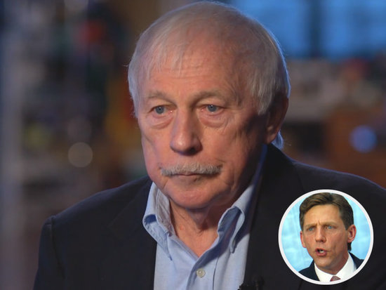 Scientology Attorney Says Church Hired Private Investigators to Trail David Miscavige's Father After He Left the Church for 'His