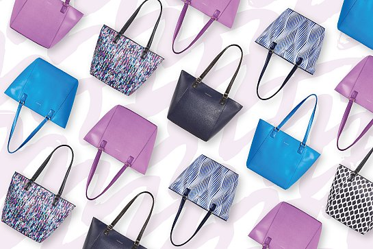 Vera Bradley is Giving You & Your Mom Matching Totes for Mother's Day