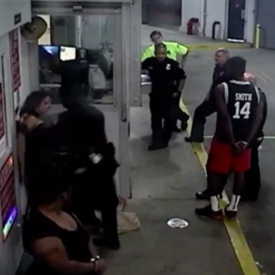 Woman Who Was Handcuffed Beaten by Police Officer
