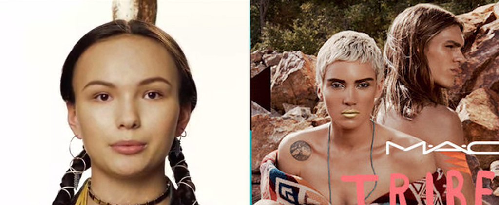 Native American Model Reminds Us Her Culture Isn't a Fashion Statement