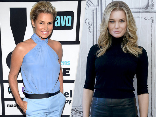 Yolanda Hadid Defends Gigi Hadid and Kendall Jenner After Rebecca Romijn Says They Aren't 'True Supermodels'