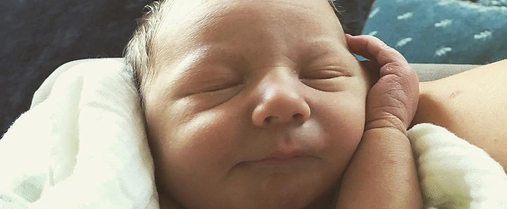 """Nick Carter Shares a First Look at His """"Peaceful"""" Little Son, Odin"""