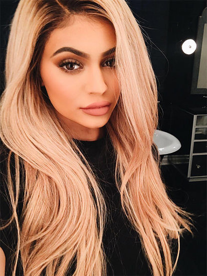 Kylie Jenner Has a New Finger Tattoo - But What Is It?