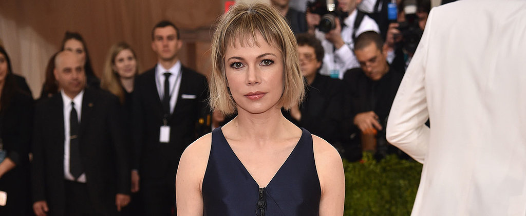 Michelle Williams Looks All Sorts of Gorgeous at the Met Gala