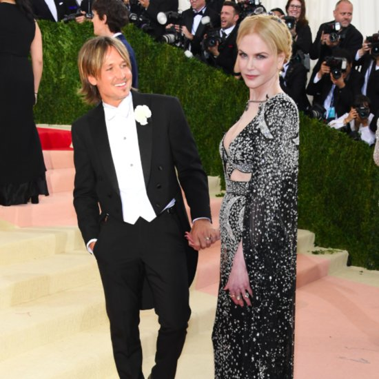 Keith Urban and Nicole Kidman at Met Gala 2016