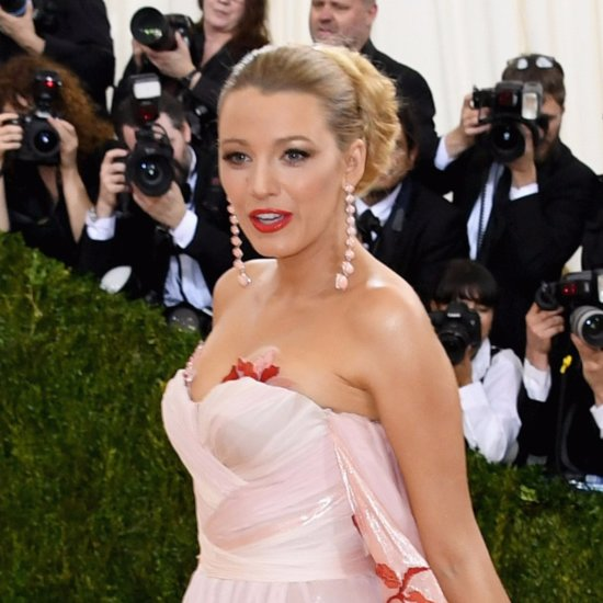 Blake Lively's Hair and Makeup at the 2016 Met Gala