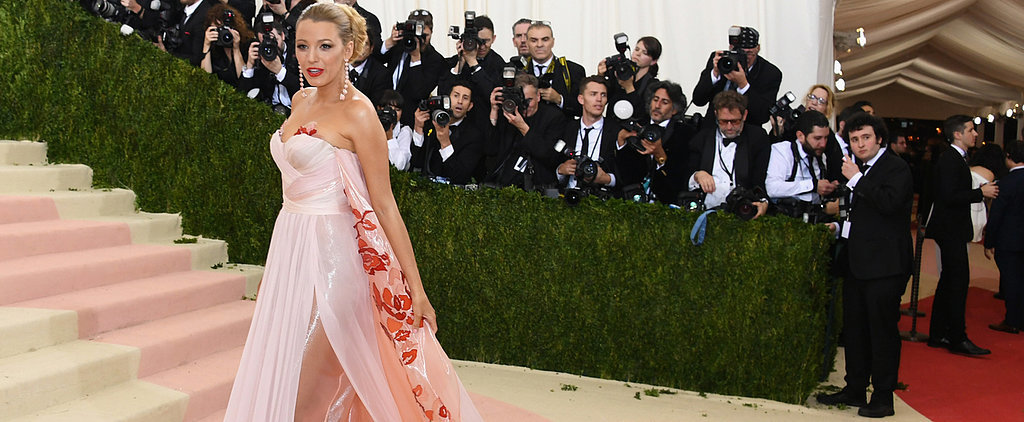 All Hail Blake Lively: Pretty Princess of the Met Gala Red Carpet