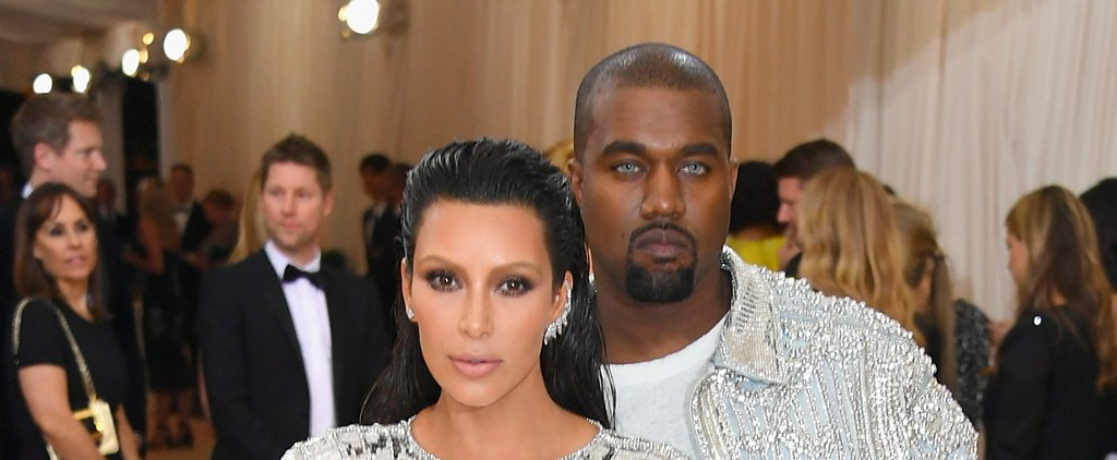 "Kim Kardashian's Looked Like a ""Sexy Robot"" at the Met Gala"
