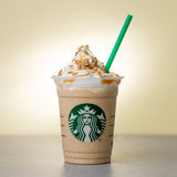 Starbucks Just Released a Waffle Cone Frappuccino!